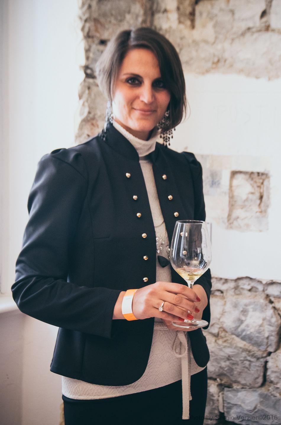 2016 FeelSlovenia Izola- Slovenia Orange Wine Orangewinefestival Pentax K5ll Peopleatwork Portrait Wineandmore