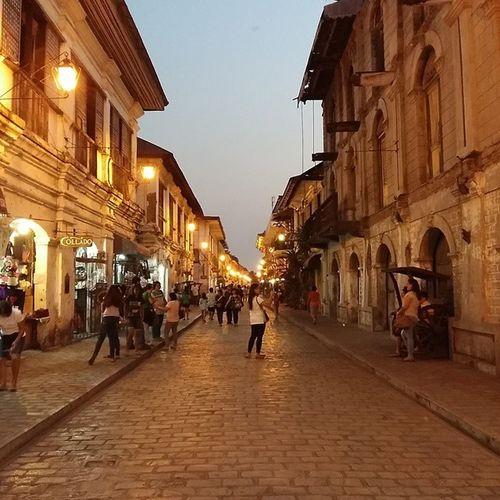 Callecrisologo Vigancity Philippines Goasean Heritage