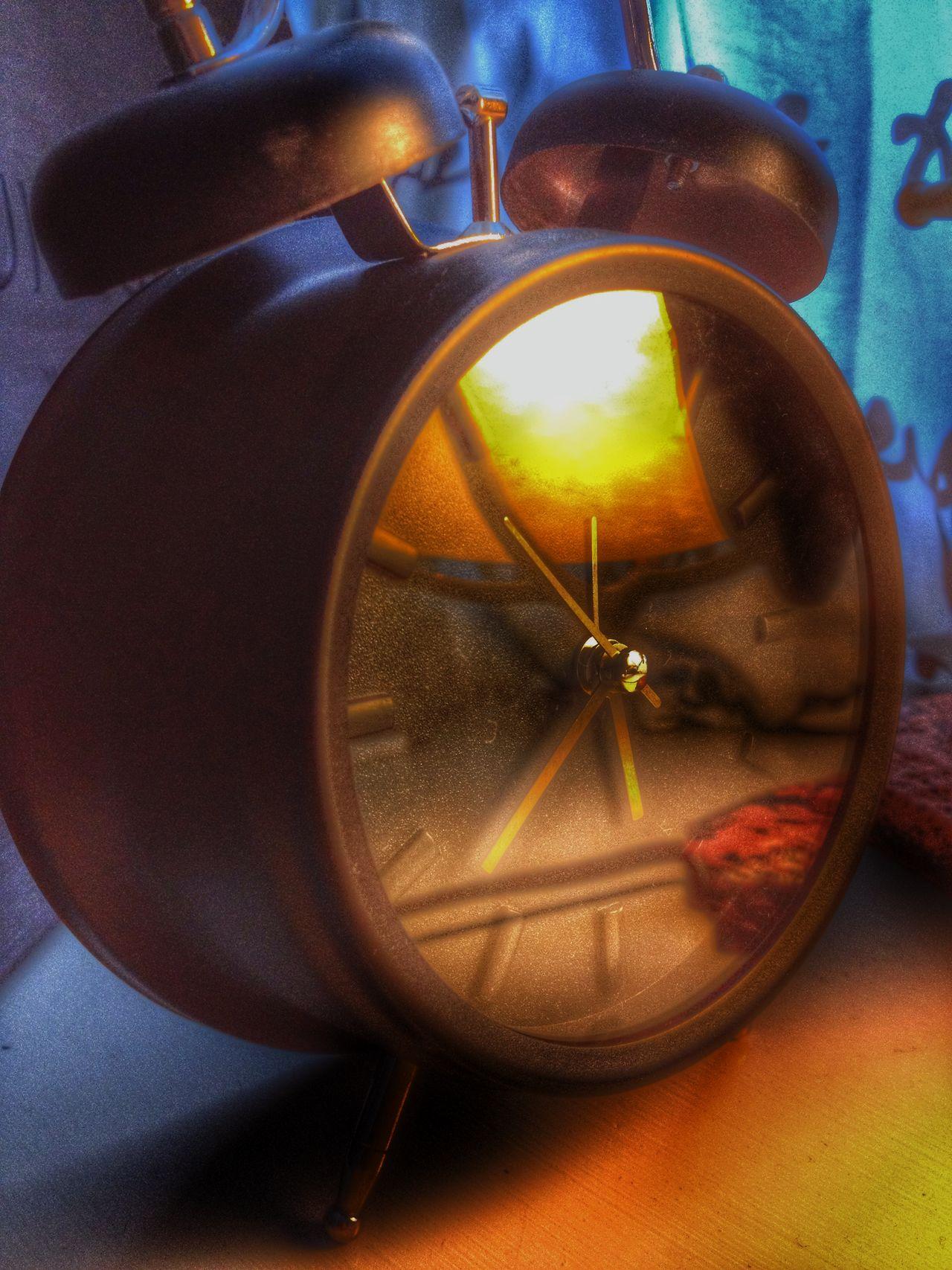 Time Clock AlarmClock
