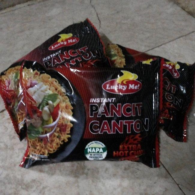 JGH! Foodtrip MyFavorite  Pancitcanton ExtraHOTchiliflavor