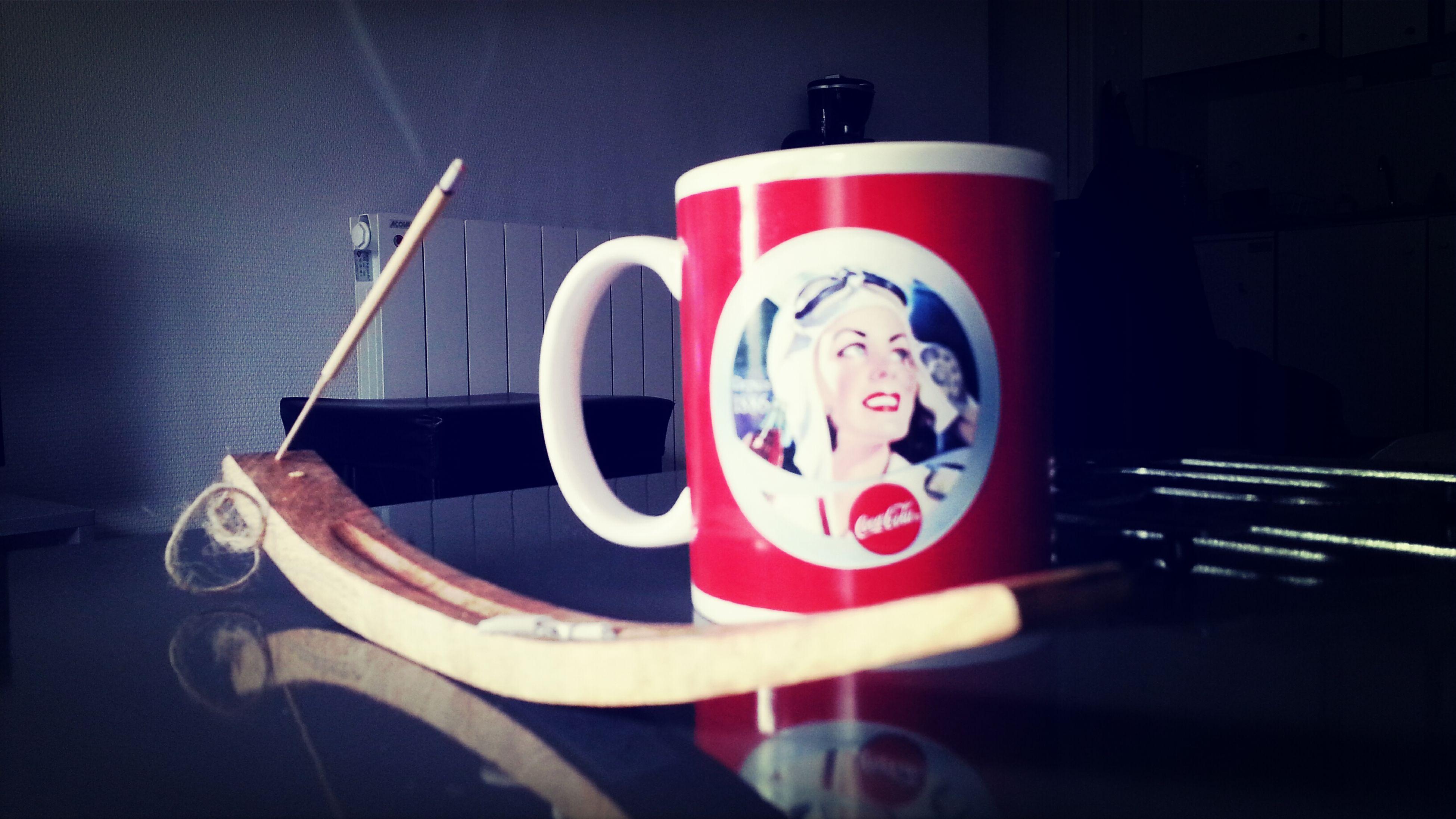 Relaxing Coffee Sweg Moule Frite
