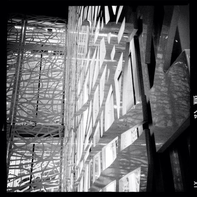 AO DLX Film Blackandwhite Architectural Detail Architecture_bw