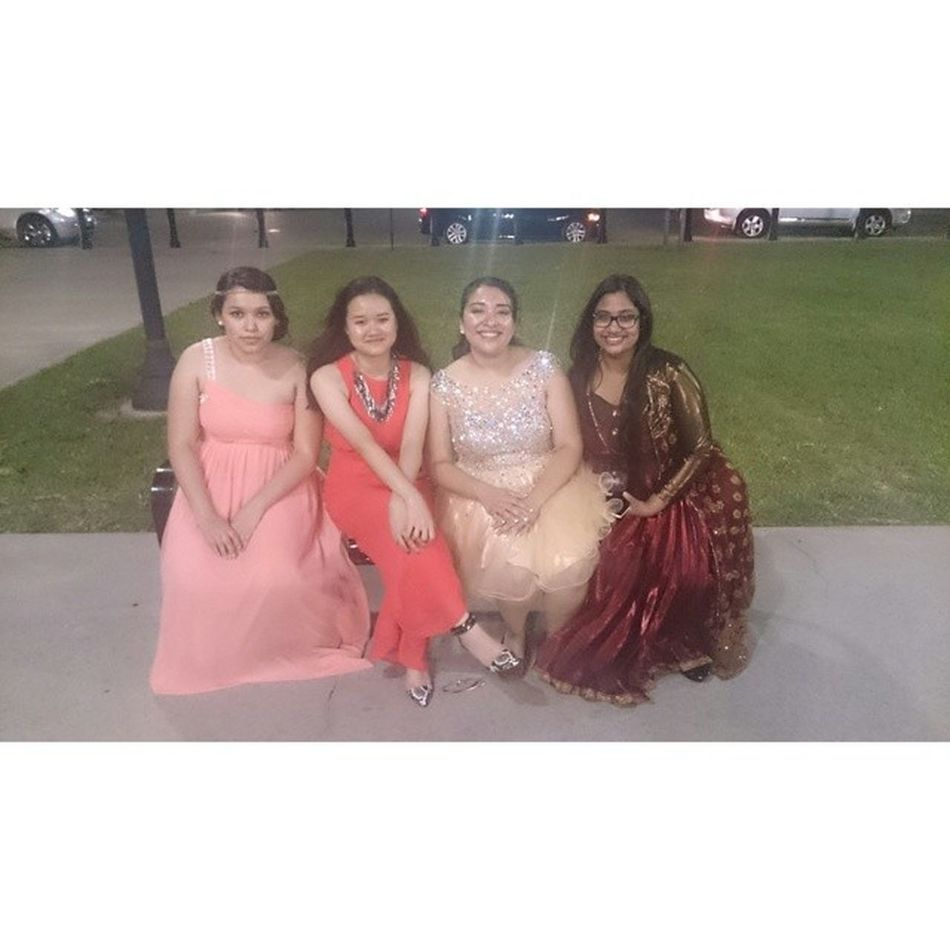 After prom with the lovelies Prom2k14 Allthesepostsshowyouthatididnothingafterprom