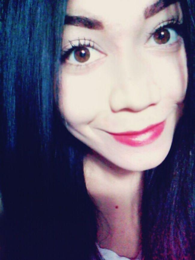 Ojitos *--* Pretty Girl Enormemente Feli! Te Amo Chris❤ Selfietime Hey EyeEm  Hello World ✌ Big Smile That's Me Catita Chula