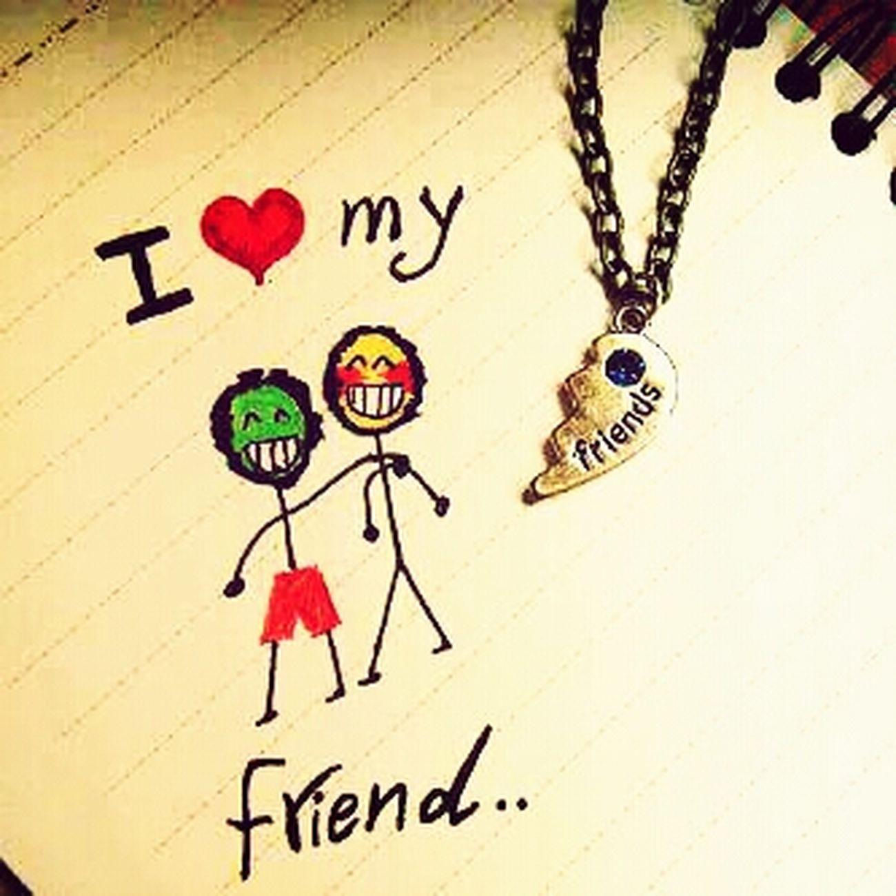 Friends forever..