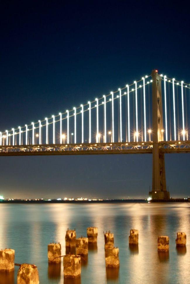 The Environmentalist – 2014 EyeEm Awards Slow Shutter Long Exposure Bridge