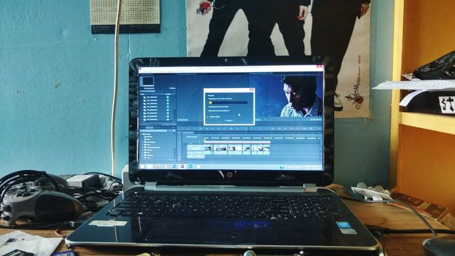 Day 1 of Editing Filmography Moto_X_Play Short Film Cinema In Your Life