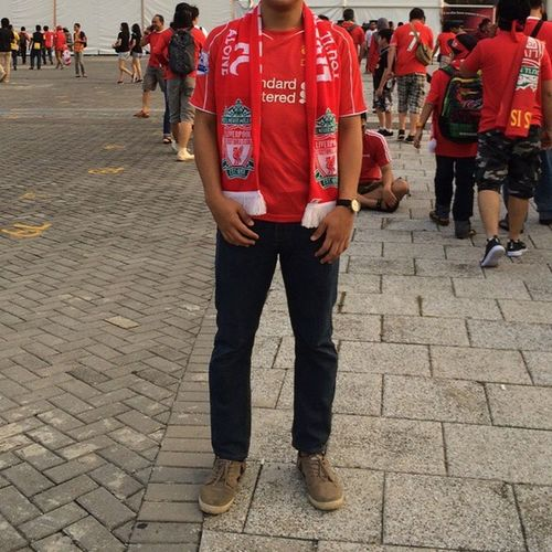 i bleed red YNWA Whothef