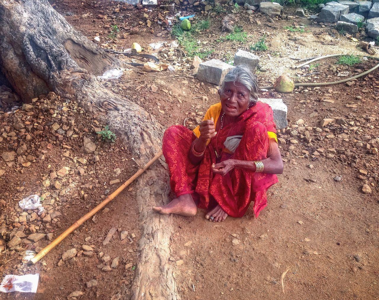 Poor old women seeking for help Poor  Poorpeople Help Old Age Woman Portrait Poverty Beg Begger Helpless Weak Asian  Indian Poor People  Hungry