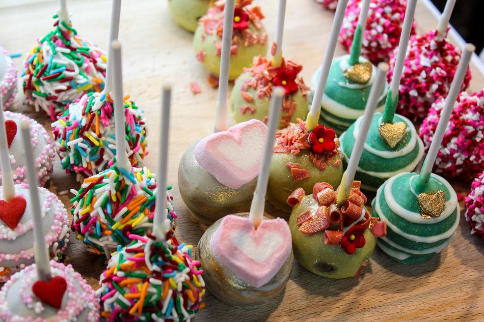 Cake Cakepop Confectionery Lollipop Lollipops Snack Sugar Sweet