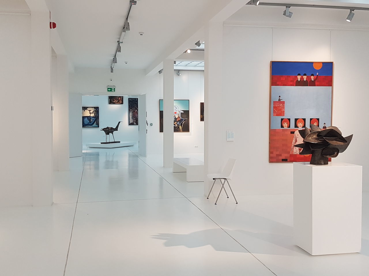 Museum Of Modern Art Museum Of Art Art Gallery Art Installation Inhibition First Eyeem Photo