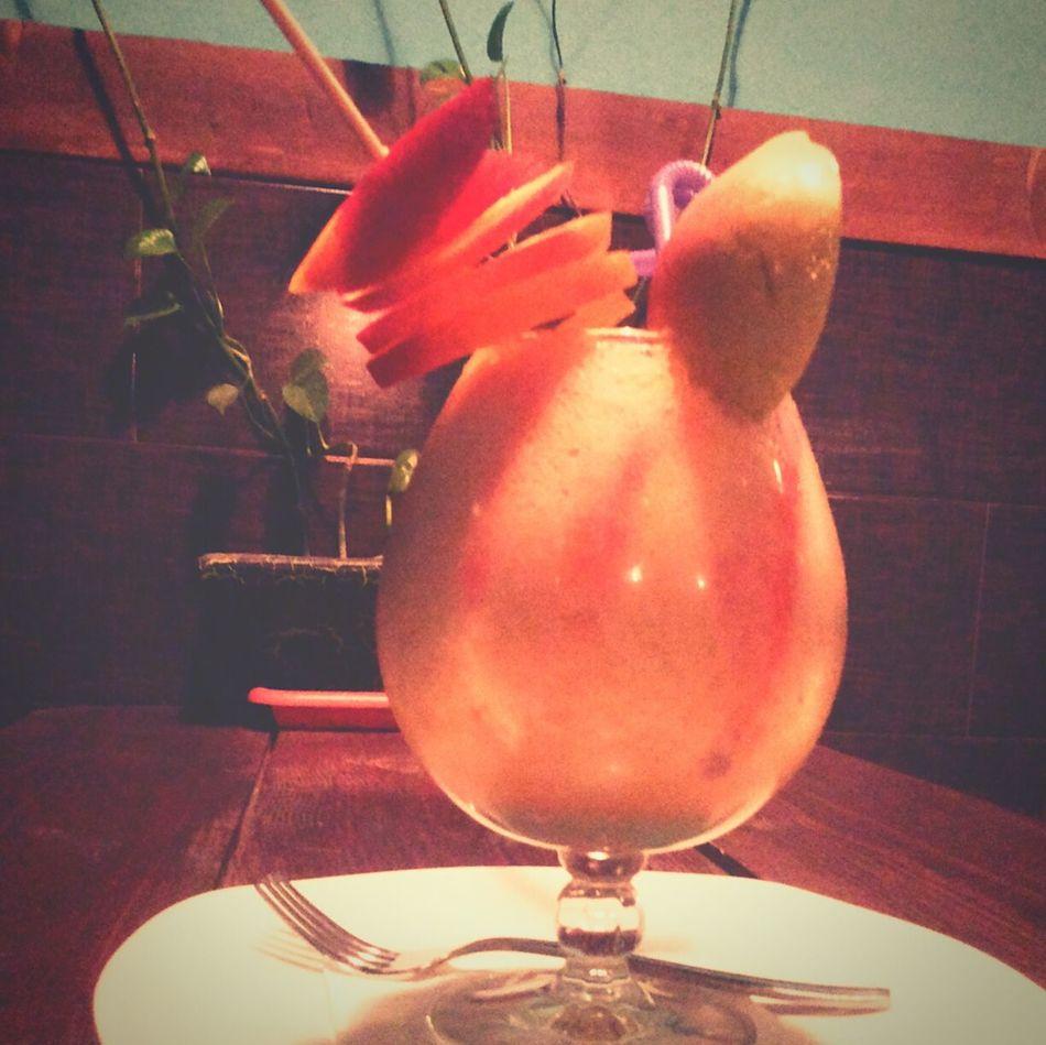 Cafe Cocktail Mocktail Fruit Delicious Cold Beverages Karaj Gohardasht Barista Sweet