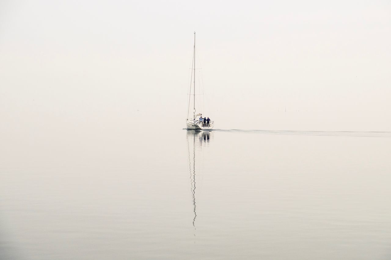 Beautiful stock photos of danke, water, nautical vessel, reflection, nature