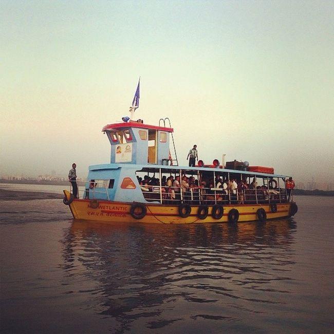Ferry Back Frm Waterkingdom Tympass Fun Tym With Sis