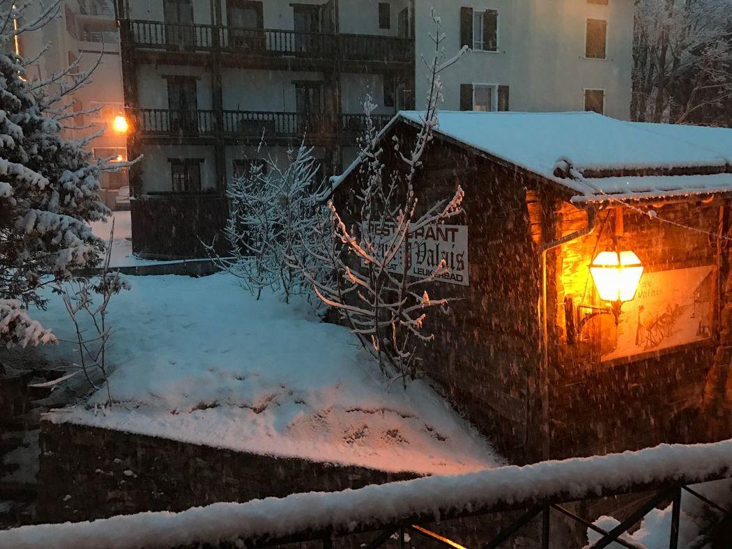 Winter Illuminated Frozen Snow Night The Great Outdoors - 2017 EyeEm Awards