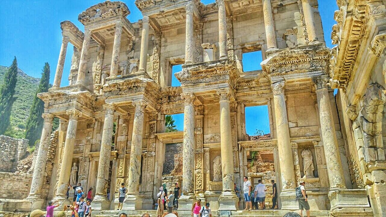 Nature On Your Doorstep Museum Love Historisces Ephesus Eyeem Ephesus - Turkey EyeEm Best Shots - Ephesus Turkey Visiting Museum Art Museum Ephesus