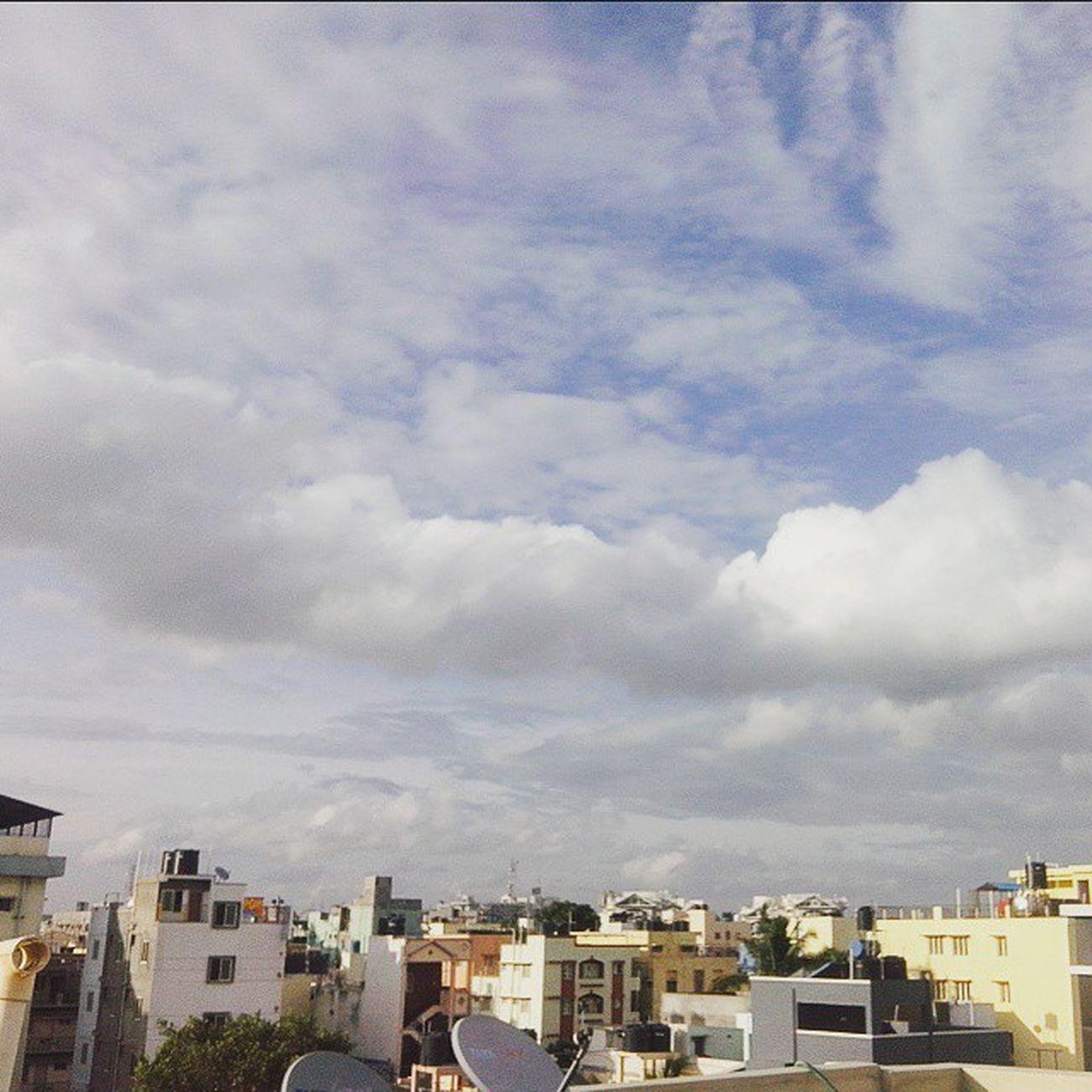 Clouds Bengaluru Bangalore JD JDphotography