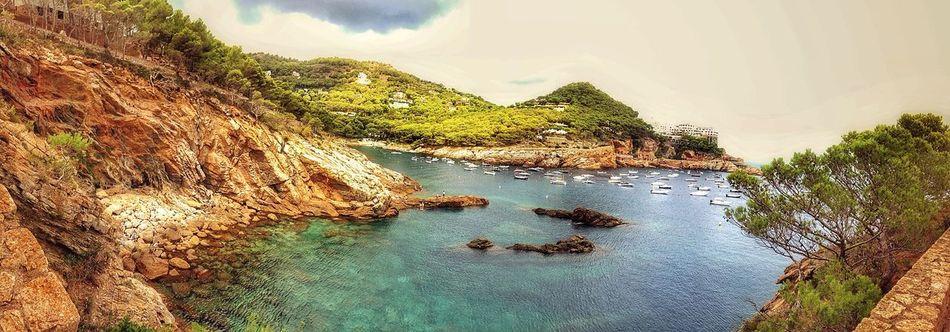 Edge Of The World Costa Brava Sea Begur Sa Tuna