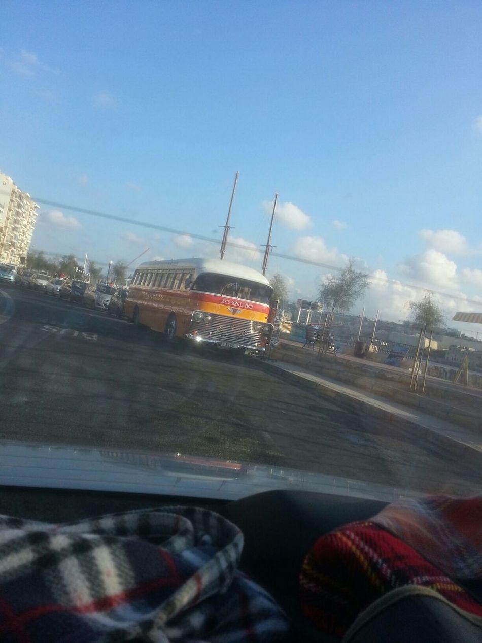 Vintage Cars Eyem Best Shots Malta Bus