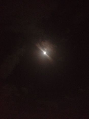 Moon Night Sky Nature Outdoors GoodNight ❤✌
