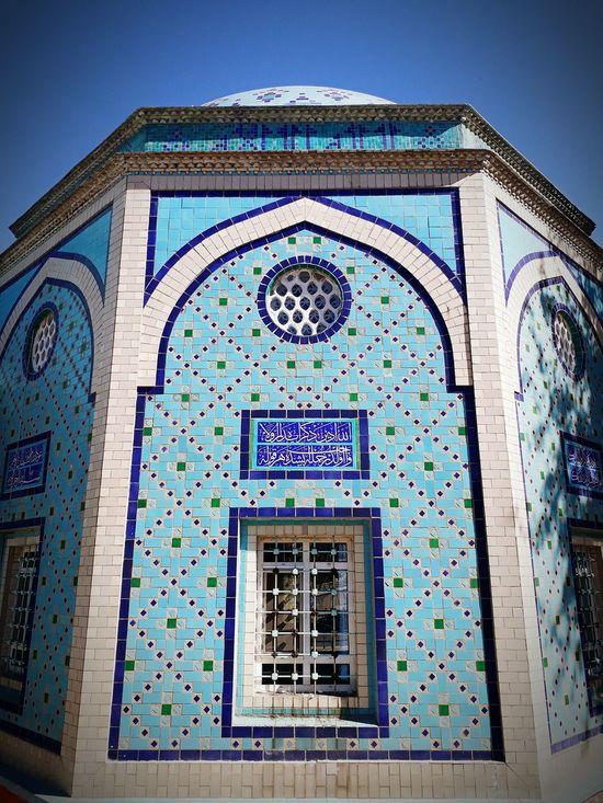 Camii Huzur Aşk 👍 Camii Mosque Kütahya çini Seramik ISLAM♥ Ibadethane