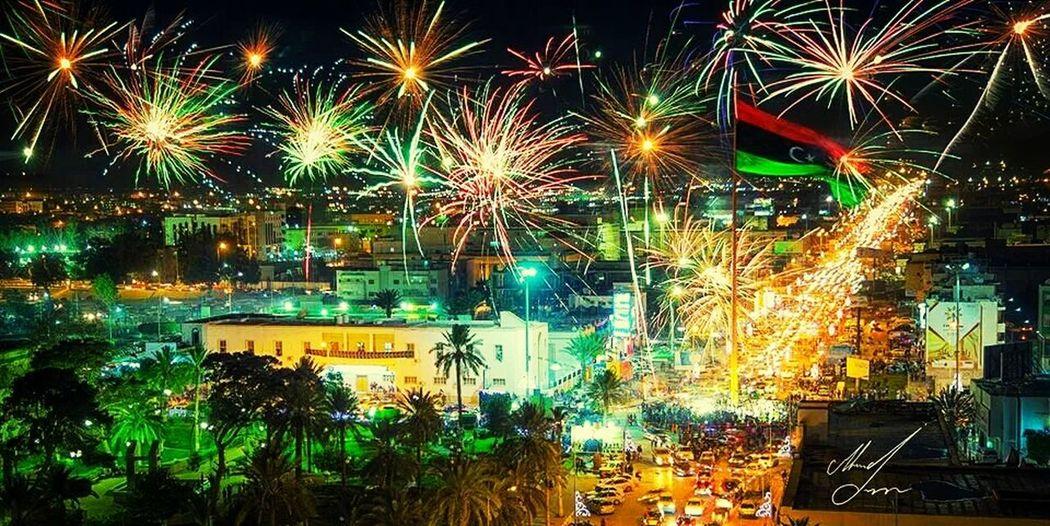 Hello World I Love My City Misurata Libya ^^