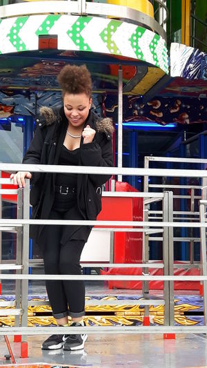 A Day At The Funfair - Joyful Attraction Relaxing Time - Nice Day My Favorite Photo