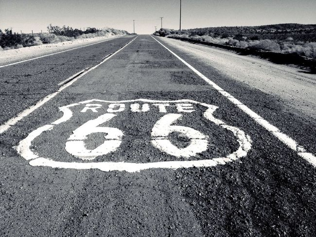 Packed the dog, the cat and the car and we're off. New adventures on historic routes. Route 66 Road Trippin' Sf2TN