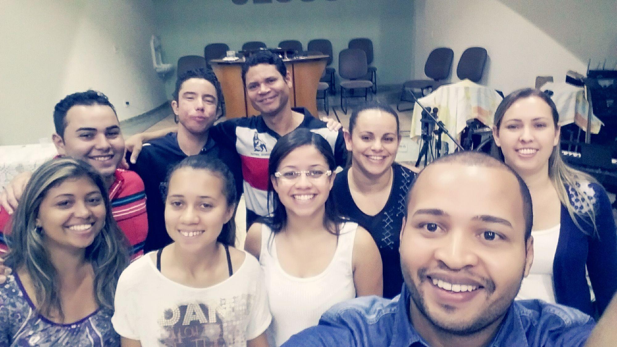 Hoje Tem Ensaio ❤ Ensaiovocal Friends ❤ Gospel Choir