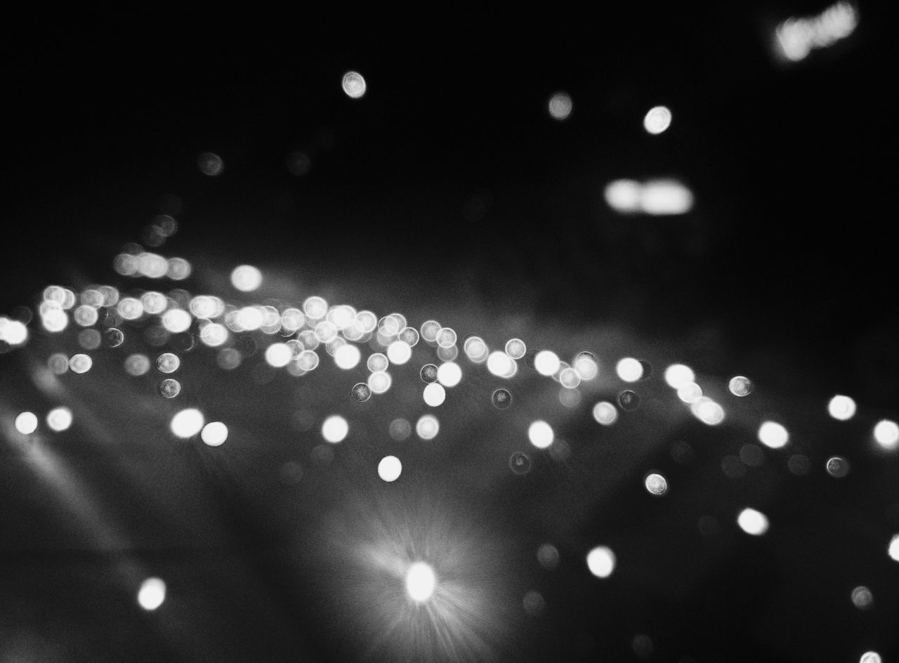 Backgrounds Illuminated Defocused Night Spotted No People Abstract Technology Indoors  Close-up Representing Hanging Life Love Camera Outdoors Dark Light Beautifully Organized Focus On Foreground Nature Market Sky Reflection