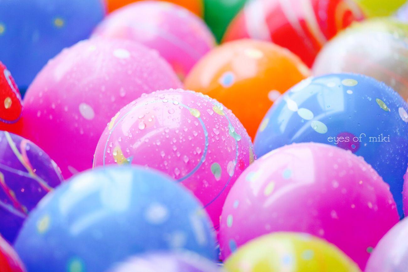夏祭り EyeEmJapan Tokyo イロトリドリ Summer Balloons