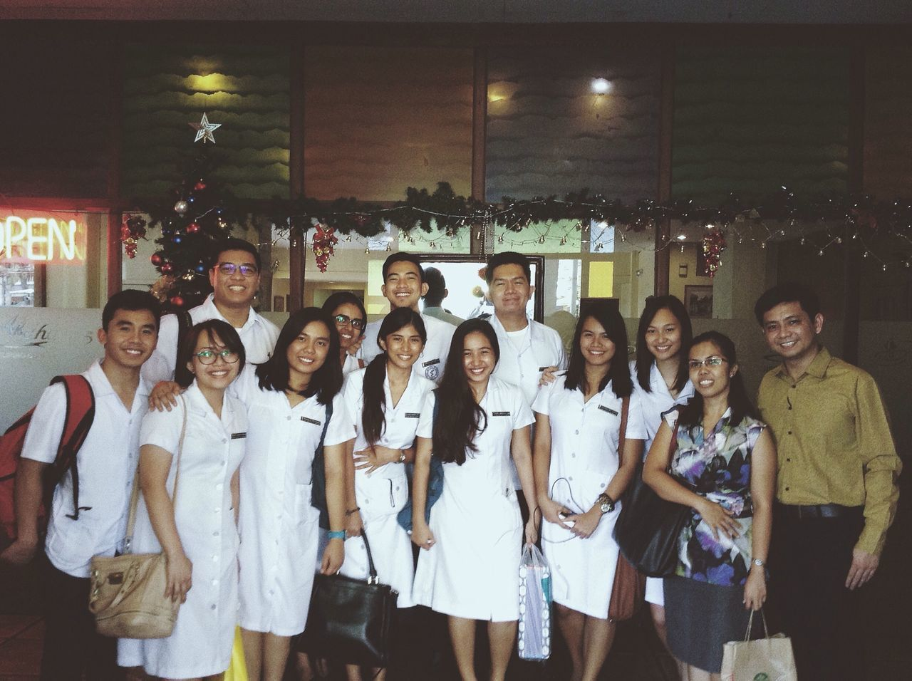 T5 Reunification Christmaslunch T5 Medgroup Lunch Doctors Physicianswithaheart