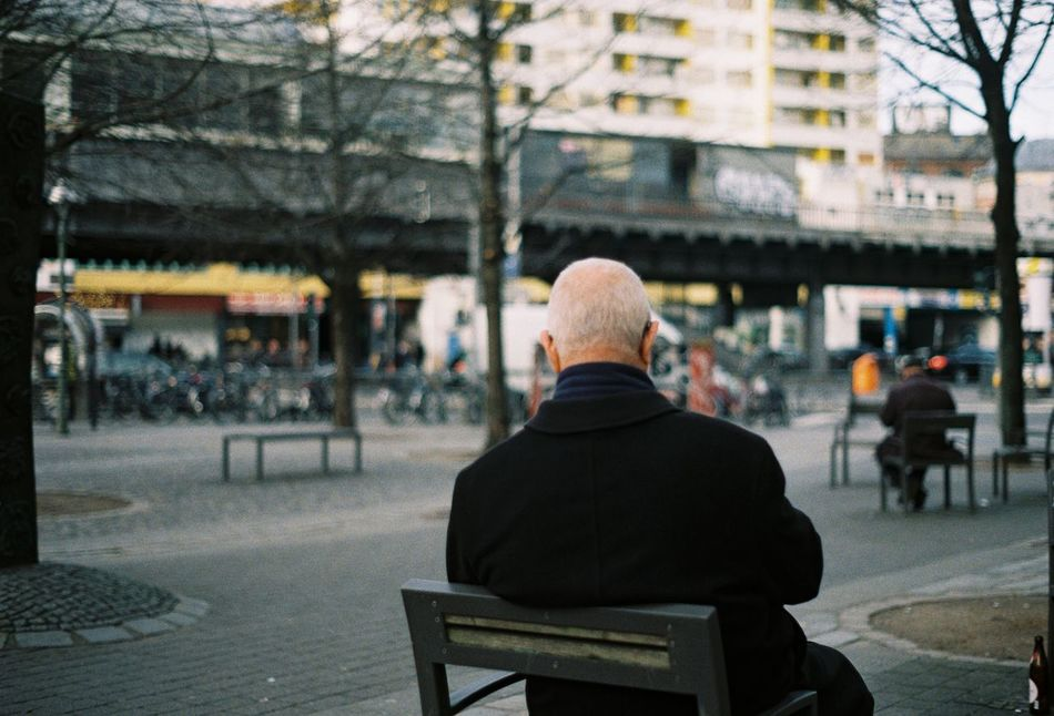 kotti man 35mm Filmphotography Kottbusser Tor Kreuzberg