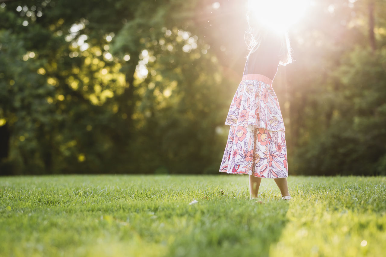 Child Childhood Day Grass Kids Being Kids Nature One Person Outdoors People Play Real People Summer Sunlight