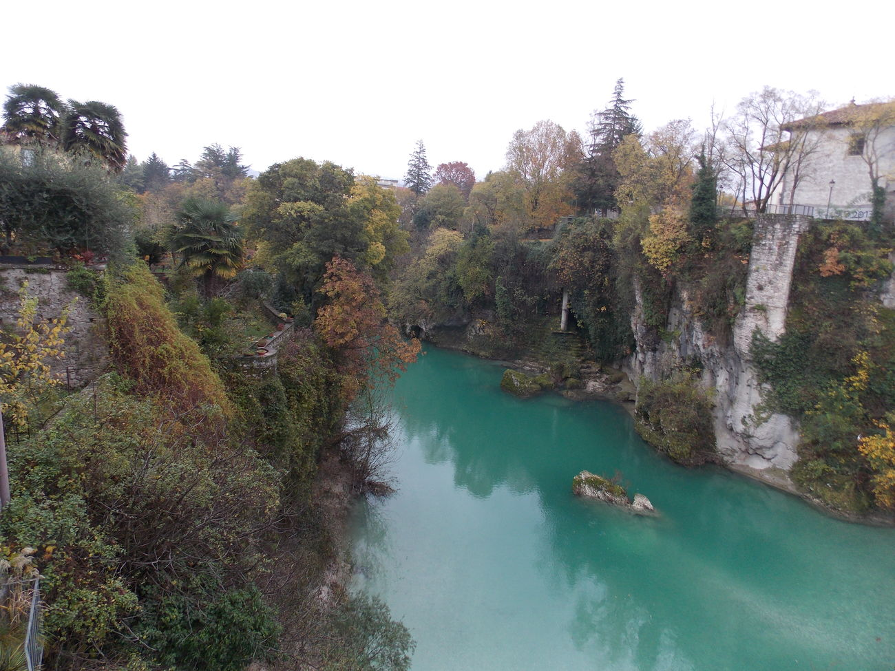 Cividale Del Friuli Devil's Bridge Pontedeldiavolo From My Point Of View Wildlife & Nature Wildlife Urban Nature Naturemeetsman