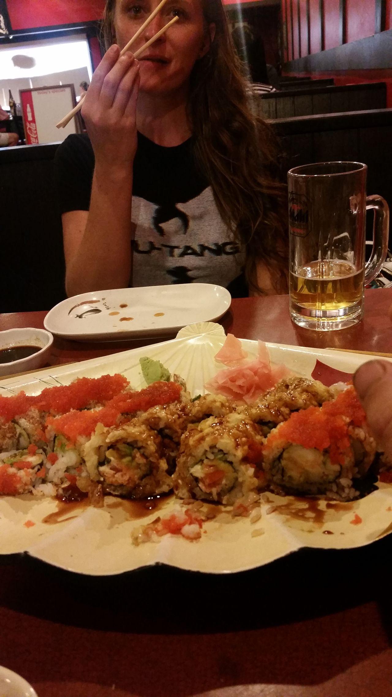 Sushidate Hanging Out Sushiaddict Sushi! Sushiporn