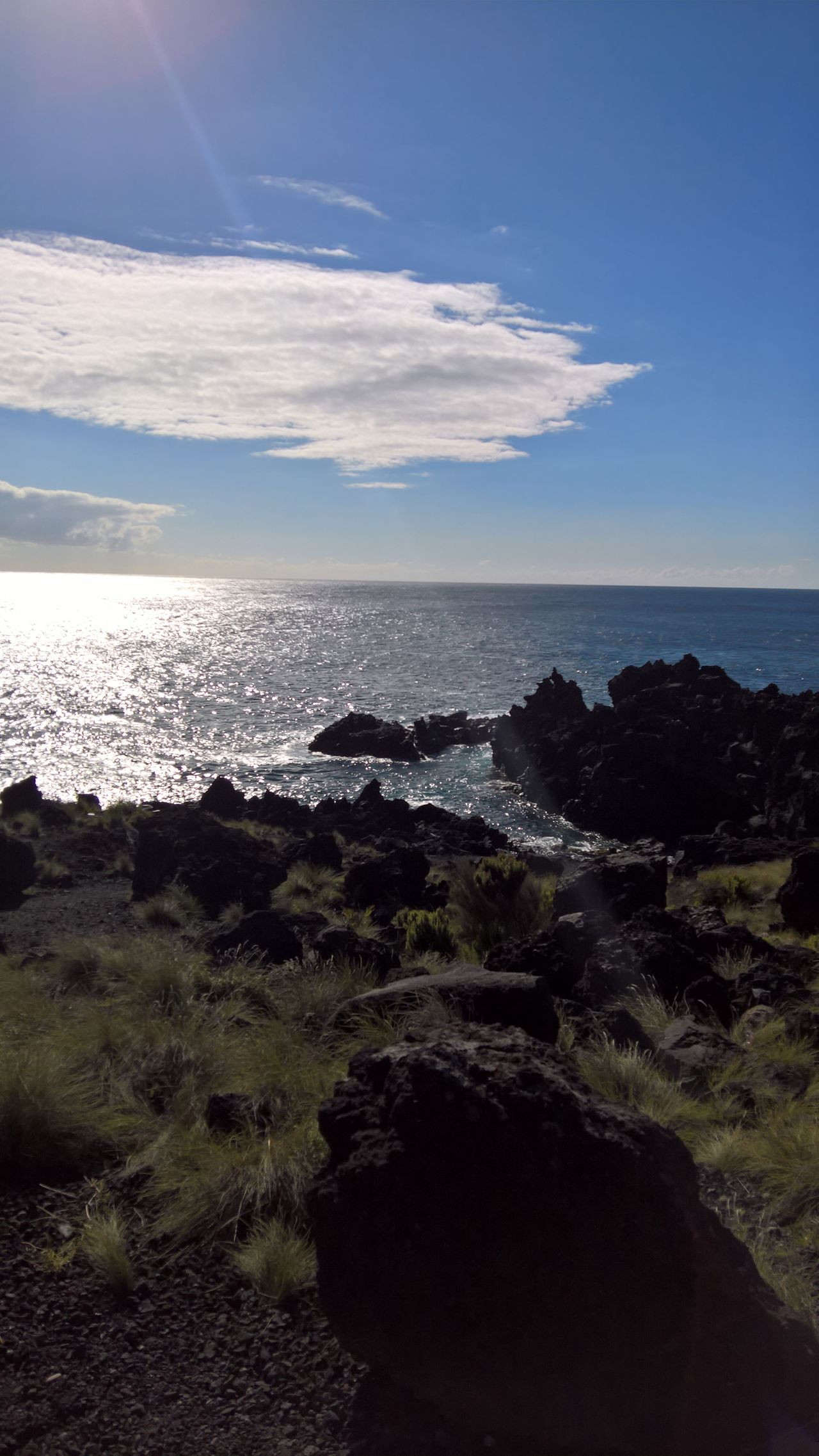 Sea Beach Sky Day Beauty In Nature Horizon Over Water Black Sand Beach Sao Miguel- Azores São Miguel - Açores Beauty In Nature Nature Azores Portugal Water Outdoors Beach Photography Nofilter My Year My View