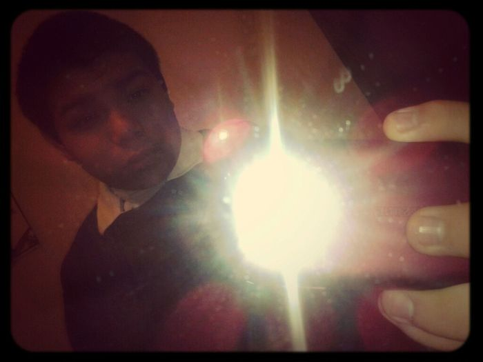 I Dont Fear No Man Besides My Father ! - Erick Del Rio C;