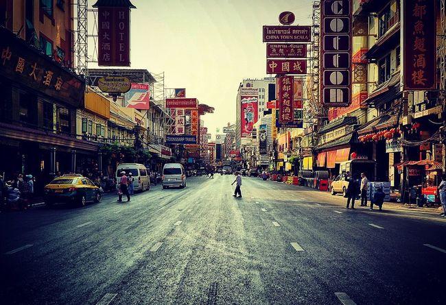 Bangkok Thailand Chinatown, Bangkok