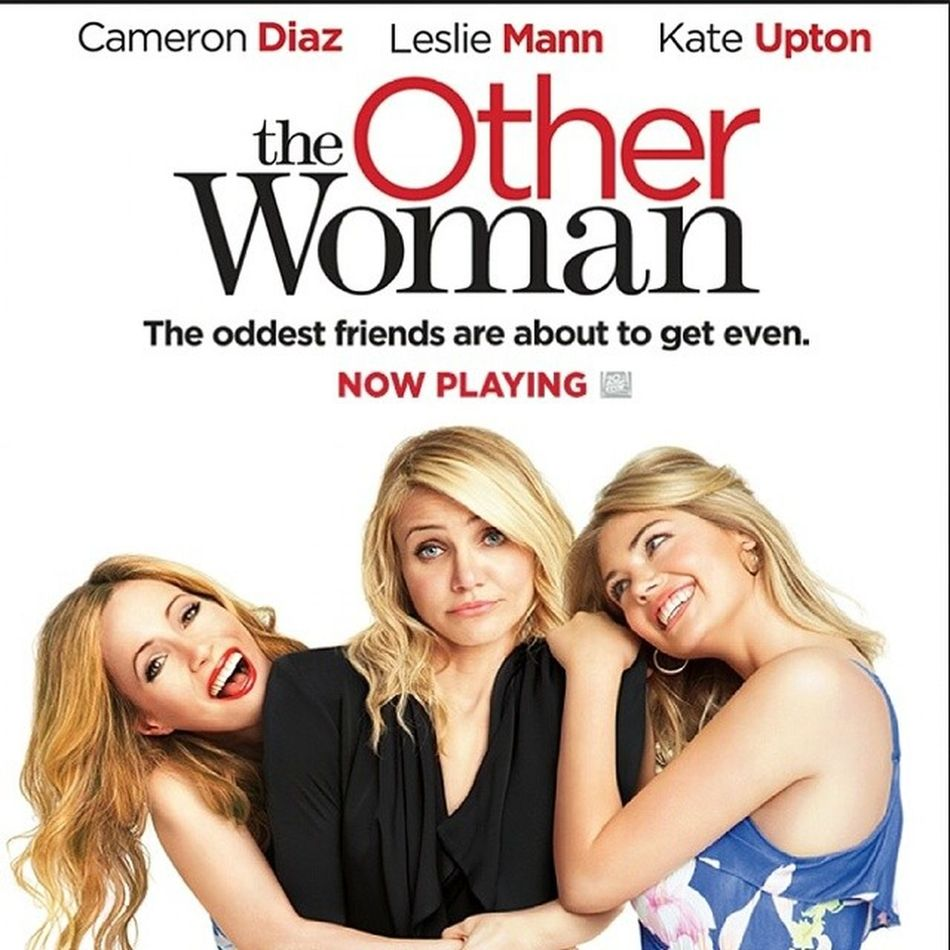 Watching Theotherwoman MOVIE CameronDiaz really hate when i cannot do much :(