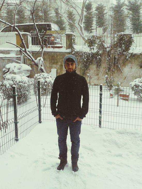 Bağcılar kar altında :)