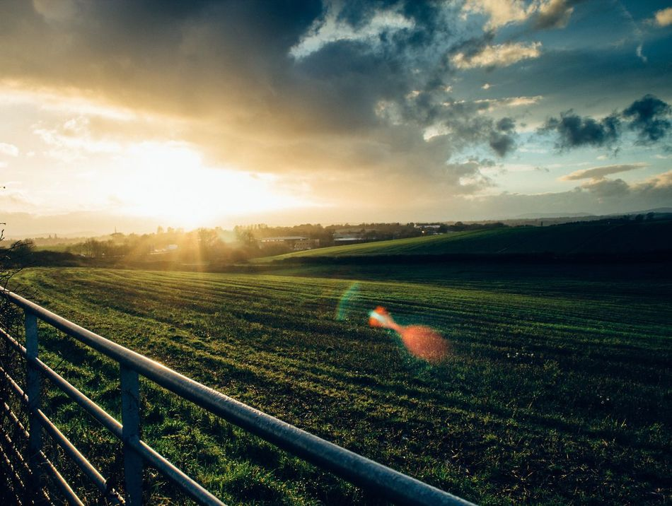 That golden hour though! Sunset Eye4photography  EyeEm Best Shots Photooftheday Vscocam Exploring Landscape EyeEm Nature Lover EyeEmBestPics