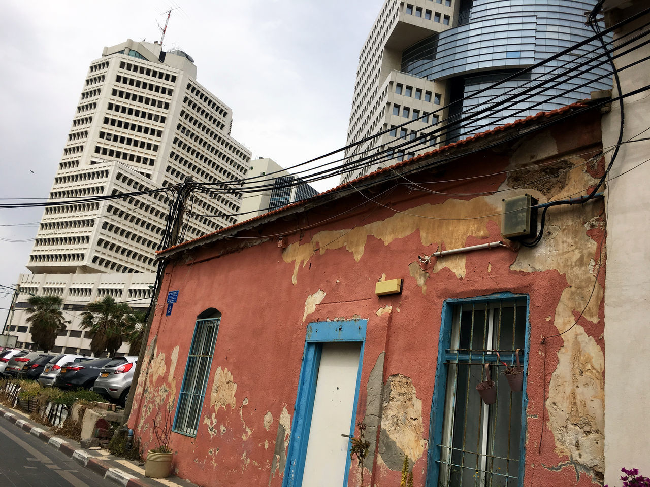 Asia House Nevei Tzedek Old And New Old And New Architecture Old And New Architecture In Tel Aviv