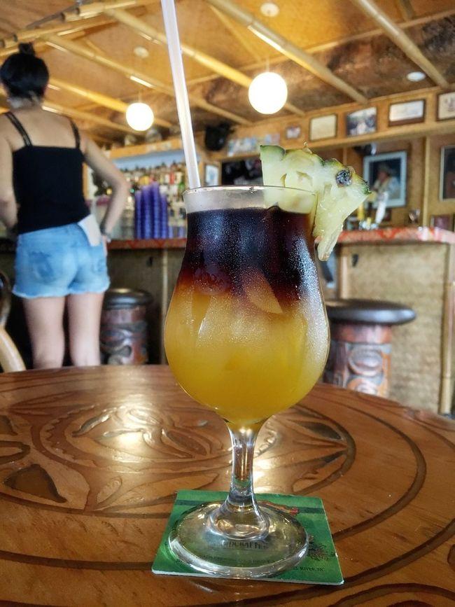 Liquid Lunch Mai Tai Hanalei