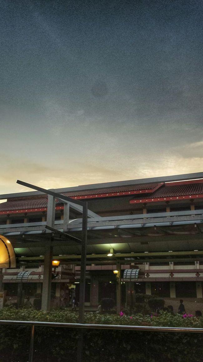 Sky Sundown Singapore Eyeem Singapore Hougang Mall Hawker Centre