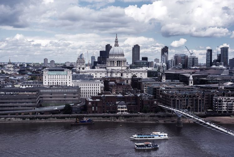 View from Switch House in London London Travel Travel Photography Minimalism Nikon Nikon D810 London Lifestyle