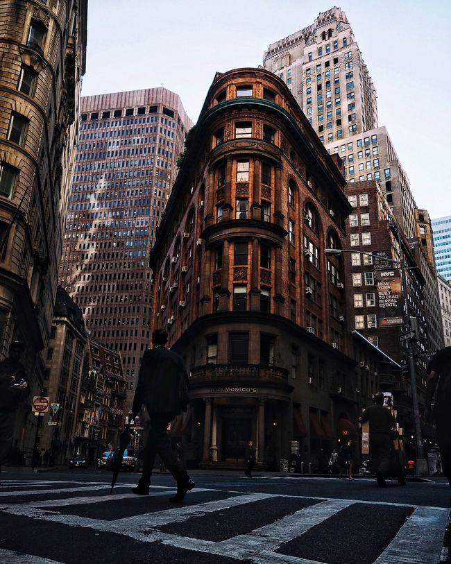 New York New York City Delmonico's Streetphotography Manhattan Architecture EyeEm Best Shots Vscocam NYC VSCO