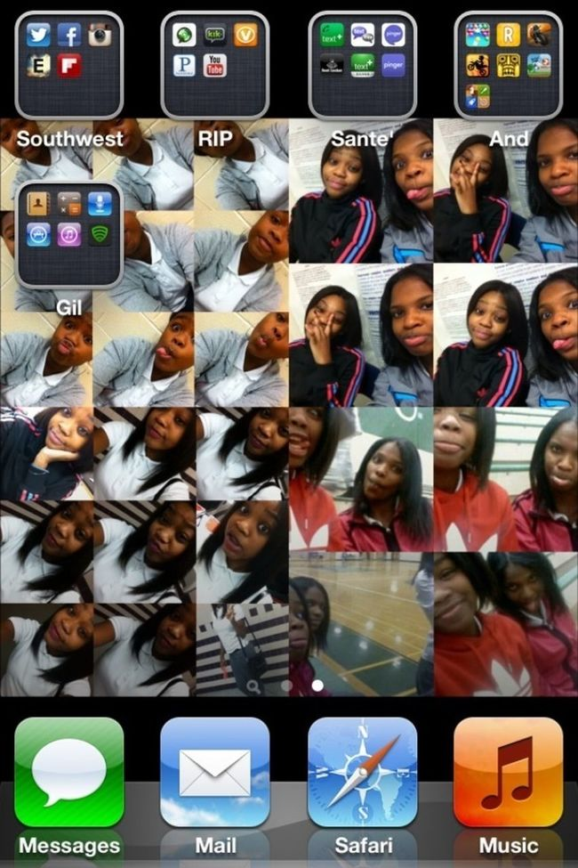 My Background Or Whatever