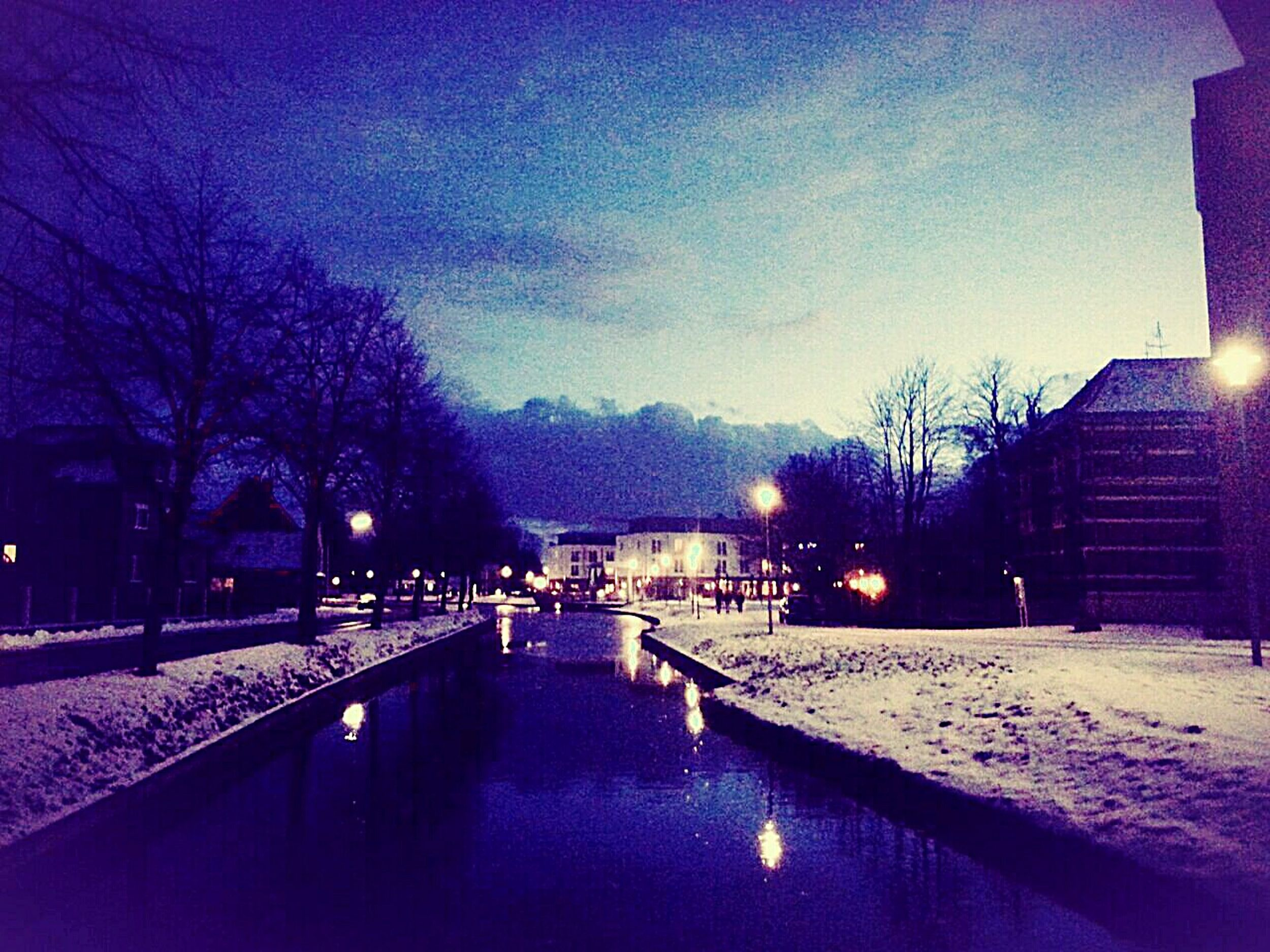 Landscape Getting Inspired Papenburg First Eyeem Photo Photography Winter Water Reflections Justsnapped Streetphotography Check This Out