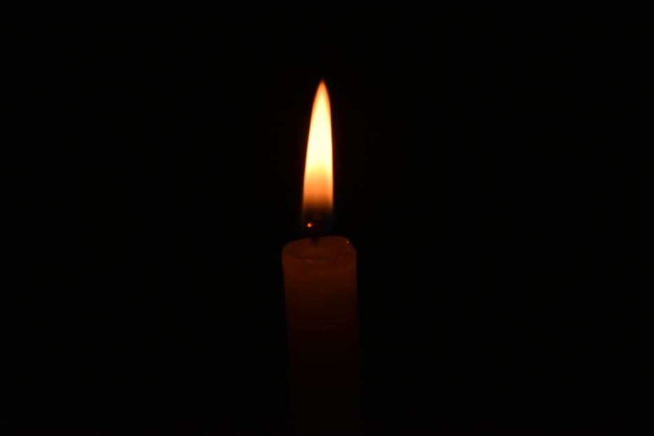 Black Background Burning Candle Candlelight Close-up Cooking Dinner Cooking In Style Copy Space Dark Darkness Darkroom Fire Fire - Natural Phenomenon Flame Focus On Foreground Glowing Heat Heat - Temperature Light - Natural Phenomenon Lit No Light In My Room No People Room Spark